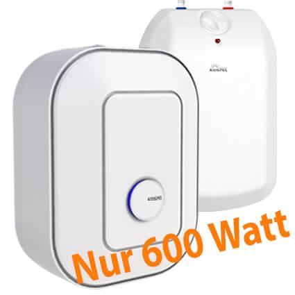Warmwasserspeicher 600W 5-10 Liter Untertisch Boiler Kospel POC.D-600