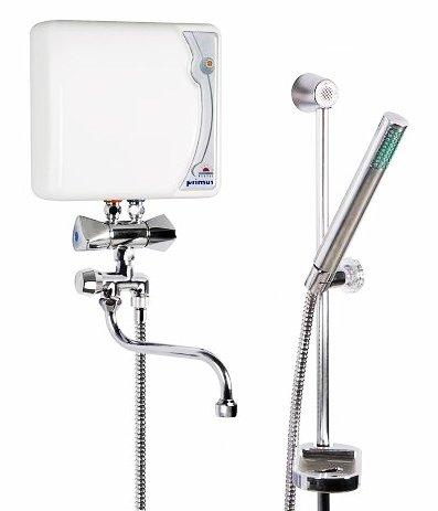 Elektrischer Durchlauferhitzer EPJ.P U Primus 230V 4.4 oder 5.5 kW