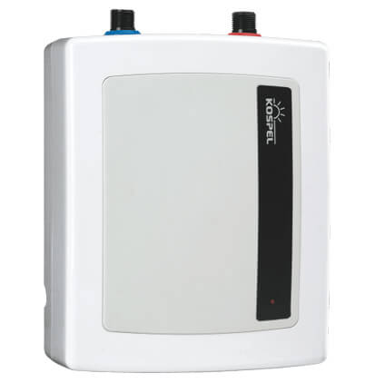 Elektrischer Durchlauferhitzer EPO2 Untertisch und Übertisch